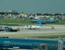 Tạm dừng khai thác nhiều sân bay do ảnh hưởng bão số 5