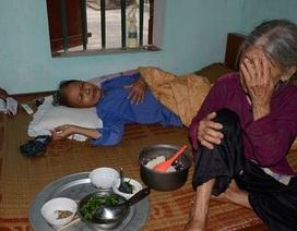 """Cụ bà tuổi 90 """"thèm"""" một bữa cơm có thịt trước khi nhắm mắt, nghe mà nhói lòng!"""