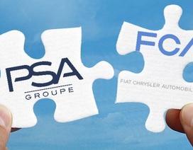 Fiat Chrysler và Peugeot Citroen bàn chuyện sáp nhập