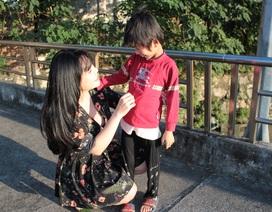 Chuyện cảm động về cô gái Hà Nội xinh đẹp từng bị kỳ thị vì nhận nuôi bé gái lở loét