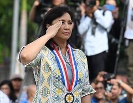 Phó Tổng thống Philippines nêu điều kiện hợp tác dầu khí với Trung Quốc trên Biển Đông