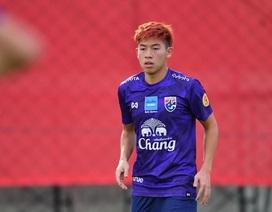 Thêm một tuyển thủ Thái Lan được mời sang Nhật thi đấu