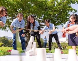 Học viên ICAEW hào hứng với hoạt động hướng tới mục tiêu phát triển bền vững