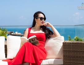 Hoa hậu Ngô Phương Lan, Golfer Thái Trung Hiếu 'trải lòng' về chuyện đầu tư