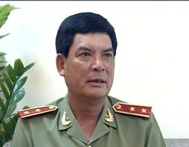 Cảnh cáo Trung tướng Công an Trình Văn Thống