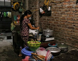Phận nghèo ở những khu nhà tiền tỉ