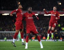 Liverpool 5-5 Arsenal (penalty 5-4): Mưa bàn thắng ở Anfield