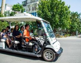 Việt Nam thử nghiệm thành công xe tự hành trong khu đô thị