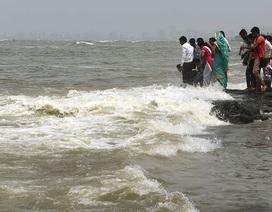 Mực nước biển dâng có thể đe dọa tới cuộc sống 480 triệu người