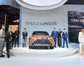Xướng tên gian hàng đặc biệt tại VMS 2019: Lexus Experience Amazing