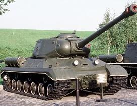 """Uy lực của siêu tăng Liên Xô từng """"đè bẹp"""" đối thủ phát xít Đức"""