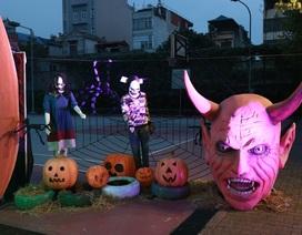 Lạc bước vào Halloween ma mị cùng Ciputra Hanoi