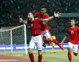 U22 Indonesia bổ sung chân sút ngoại, quyết giành HCV SEA Games