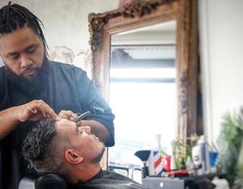 Tiệm cắt tóc nam trở thành địa chỉ hỗ trợ tâm lý