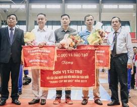 Khai mạc Giải Cầu lông Người giáo viên nhân dân toàn quốc 2019