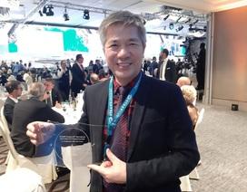Giải thường AWARD 1000 vinh danh bác sĩ nhãn khoa Việt Nam tại hội nghị quốc tế