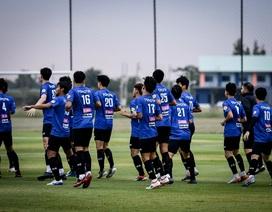 Bảo vệ ngôi vương SEA Games, U22 Thái Lan chịu áp lực lớn