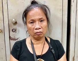 """Hà Nội: """"Nữ quái"""" 23 tiền án, tiền sự chuyên """"săn"""" du khách ngoại quốc"""