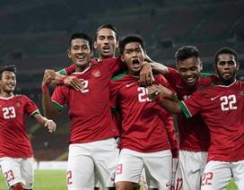 """U22 Indonesia đấu với """"quân xanh"""" khủng trước thềm SEA Games"""