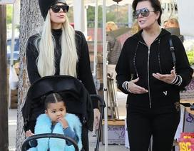 Con gái của Khloe Kardashian càng lớn càng đáng yêu