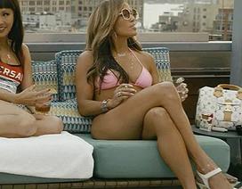 Jennifer Lopez khỏe khoắn đi tập nhảy cuối tuần