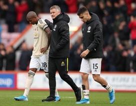 HLV Solskjaer thừa nhận thực tế phũ phàng sau trận thua Bournemouth