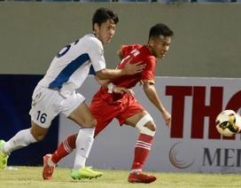 U21 Việt Nam thua đáng tiếc Sinh viên Nhật Bản tại giải U21 quốc tế