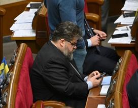 Nghị sĩ Ukraine xin lỗi vì nhắn tin cho gái gọi khi đang họp quốc hội
