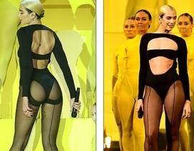 """Dua Lipa mặc """"sốc"""" dự lễ trao giải MTV Châu Âu"""