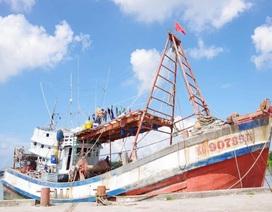 1 ngư dân bị bắn chết khi đang đánh bắt trên biển