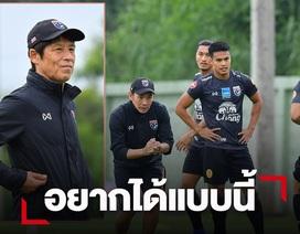 Trợ lý HLV bất ngờ tiết lộ về nội bộ Thái Lan trước trận gặp Việt Nam