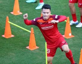 Dính thẻ vàng, Quang Hải và Duy Mạnh có nguy cơ lỡ trận gặp Thái Lan