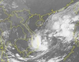 Ảnh hưởng vùng áp thấp, nhiều tỉnh miền Trung mưa to