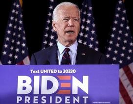 Ông Biden chỉ trích tuyên bố của ông Trump bảo vệ các mỏ dầu ở Syria