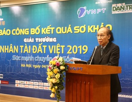 19 sản phẩm xuất sắc lĩnh vực CNTT lọt vào vòng Chung khảo Nhân tài Đất Việt 2019