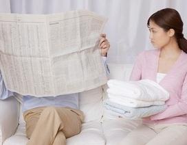 Mệt mỏi vì chồng thất nghiệp, ở nhà ăn bám vợ