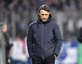 Thua đậm Frankfurt, Bayern Munich sa thải HLV Niko Kovac