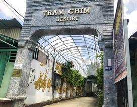 Vụ cưỡng chế Tràm Chim Resort: Kỷ luật hàng loạt cán bộ liên quan
