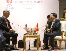Tổng thống Trump mong muốn tiếp tục tăng cường quan hệ với Việt Nam