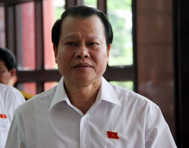 Nguyên Phó Thủ tướng Vũ Văn Ninh bị kỷ luật cảnh cáo