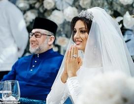 """Cựu vương Malaysia nói cưới người đẹp Nga là """"sai lầm lớn nhất của cuộc đời"""""""
