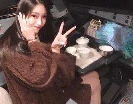 Bức ảnh của nữ sinh viên khiến phi công Trung Quốc bị cấm bay trọn đời