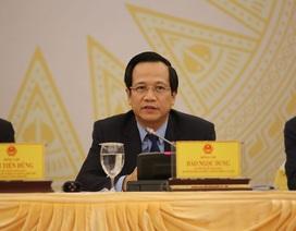 """Bộ trưởng Lao động nói về việc đi lao động """"chui"""", trốn ở lại nước ngoài"""