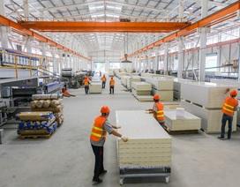 Nhà máy công suất hơn 10 triệu m2 panel cách nhiệt tại TP. HCM