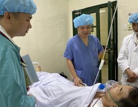 Đang nằm viện, giáo viên người Nhật nhồi máu cơ tim cấp nguy hiểm