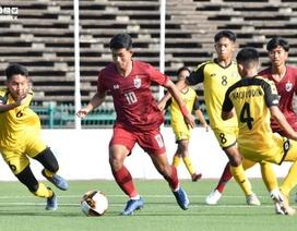 """Dùng """"dao mổ trâu giết gà"""", U19 Thái Lan đại thắng 9-0"""