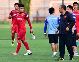 Thầy Park nhận tin không vui ở U22 Việt Nam trong ngày chốt hợp đồng với VFF