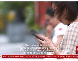 """CEO Bkav trải lòng về tên """"Quảng nổ"""" và khát vọng smartphone Việt trên kênh CNN"""