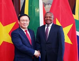 Việt Nam muốn mở chi nhánh ngân hàng thương mại tại Nam Phi