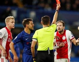 Những khoảnh khắc trong trận hòa đầy kinh ngạc giữa Chelsea và Ajax
